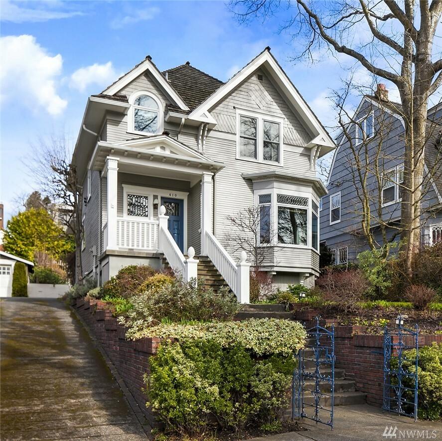 410 W Highland Dr, Seattle, WA - USA (photo 1)