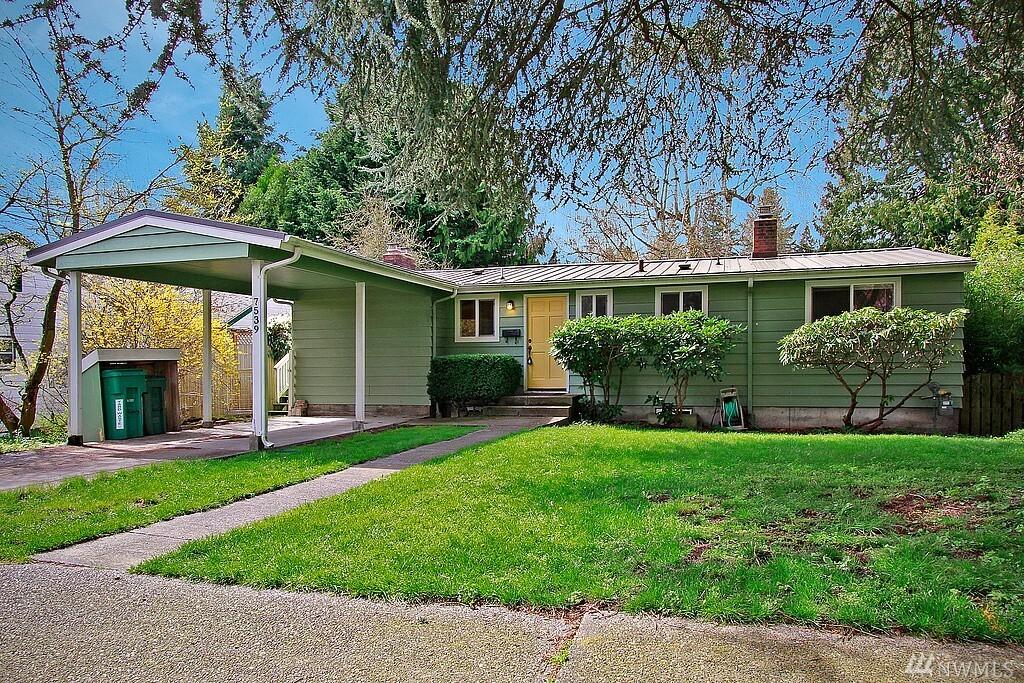 7539 24th Ave Ne, Seattle, WA - USA (photo 1)