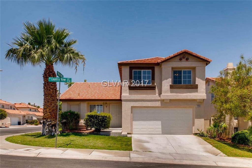 8780 Country View Avenue, Las Vegas, NV - USA (photo 1)