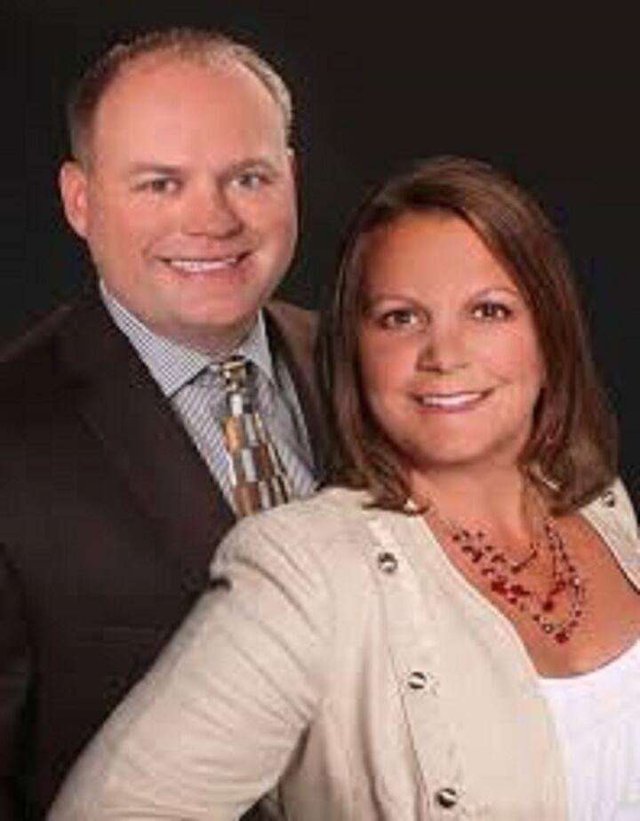 Chad and Cyndi Ohrt