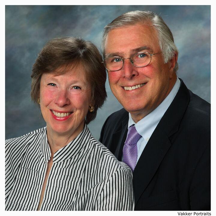 Joan and Doug Gehrke