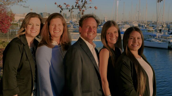 Scott, Molly, Sarah, Kimberlee & Kelsey: The Shutes Team