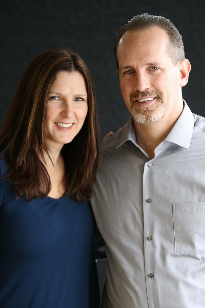 Aaron & Karen Zehm