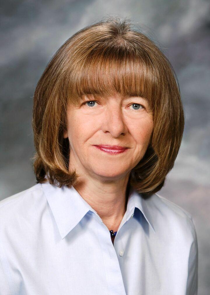 Catherine M Morgan