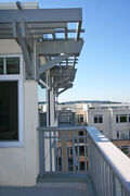 Portsmith penthouse in downtown kirkland
