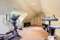 Media room and separate bonus room, 2nd office